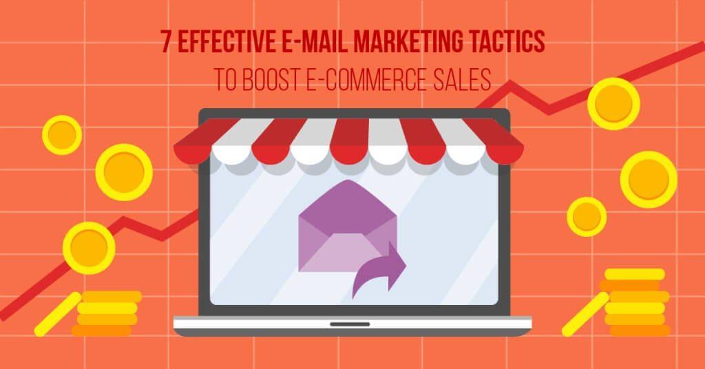commerce marketing tactics